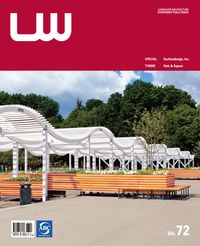 Lw [Vol. 72]:SPECIAL THEME Surfacedesign, Inc. Park & Square